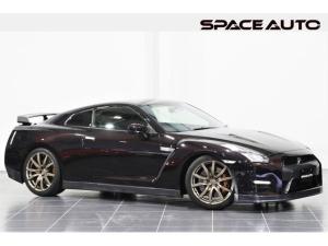 日産 GT-R スペシャルエディション 100台限定車 限定色ミッドナイトオパール ドライカーボン製リヤスポイラー 専用アルミホイール