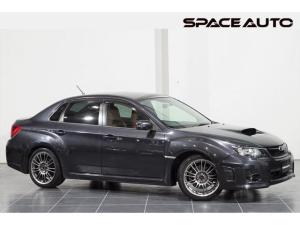 スバル インプレッサ WRX STI Aライン プレミアムパッケージ タン革 BBSアルミ ノーマル車