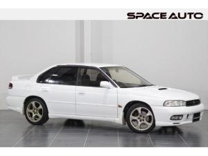 スバル レガシィ RS ツインターボ 4WD 5速MT フジツボマフラー