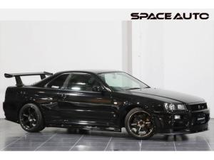 日産 スカイライン GT-R Vスペック ニスモエアロ 車高調 RAYS18アルミ