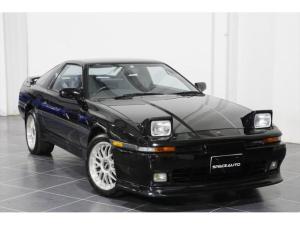 トヨタ スープラ GTツインターボ ワイド 純正5速MT BBS17AW フロントスポイラー 走行59800KM