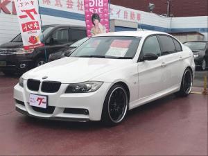 BMW 3シリーズ 323i Mスポーツパッケージ 社外HDDナビ 19AW