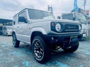 スズキ ジムニー XG 社外サス リフトアップ 社外インタークーラー エアクリ社外マフラー グリル ETC 4WD F5