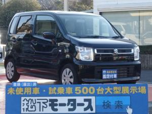 スズキ ワゴンR FA/キーレス/電動格納ミラー/AAC/ディーラー試乗車