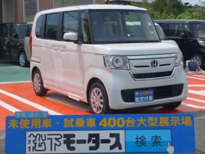 ホンダ N-BOX Gホンダセンシング/プッシュスタート/ETC/届出済未使用車
