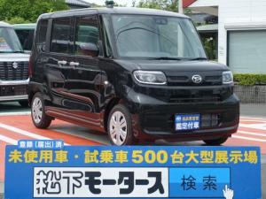 ダイハツ タント X/スマートパノラマP/ディスプレイ付/届出済未使用車