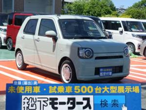 ダイハツ ミラトコット G SAIII/プッシュスタート/パノラマ/届出済未使用車