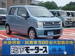 スズキ ワゴンR FA/キーレス/CDオーディオ/ディーラー試乗車