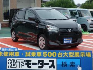 ダイハツ ミライース X-SAIII/LEDライト/キーレス/ディーラー試乗車