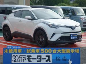 トヨタ C-HR Gモードネロ/BIGX9インチナビ・TV/バックカメラETC
