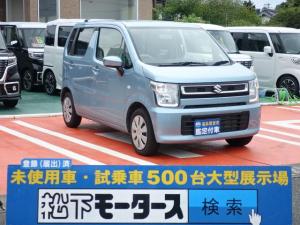 スズキ ワゴンR FA /キーレス/CVT/エアコン/エアバック/ABS/ディーラー試乗車