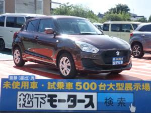 スズキ スイフト XG /スマートキー/エアバック/ABS/ディーラー試乗車