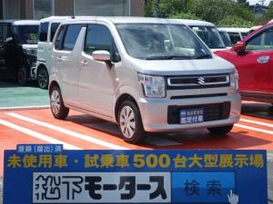 スズキ ワゴンR FA /キーレス/電動格納ドアミラー/純正オーディオ/CVT/エアコン/エアバック/ABS/ディーラー試乗車