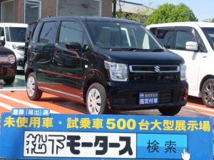 スズキ ワゴンR FA /キーレス/純正CD/電動格納ドアミラー/CVT/エアコン/エアバック/ABS/ディーラー試乗車