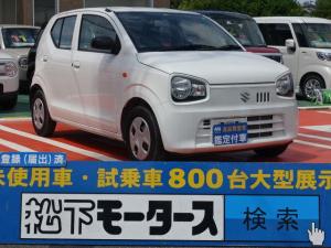 スズキ アルト L /キーレスエントリ-/純正CD/アイドリングストップ/ディーラー試乗車