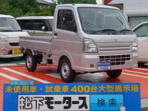 スズキ キャリイトラック KCエアコン・パワステ /AT/2WD/届出済未使用車