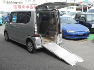 ホンダ N-BOX+ G車イス仕様車 スロープスタイル 純正メモリーナビ