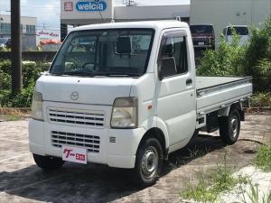 マツダ スクラムトラック  4WD エアコン 5速MT