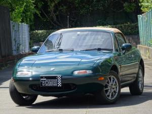 ユーノスロードスター スペシャルパッケージ タイヤ 幌 新品 1800 AT タイミングベルト交換済み 検査令和5年2月