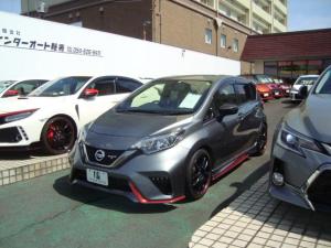 日産 ノート ニスモ S 5速マニュアル
