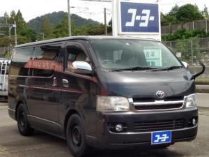 トヨタ ハイエースバン ロングスーパーGL ETC