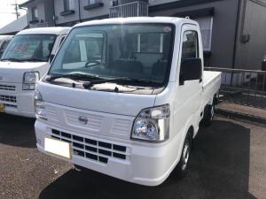 日産 NT100クリッパートラック DX AC AT 修復歴無 軽トラック ホワイト 記録簿