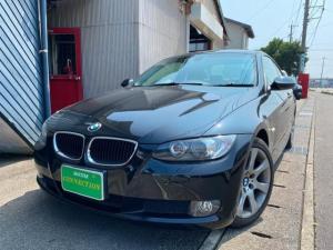 BMW 3シリーズ 320i クーペ i-Drive コンフォートアクセス