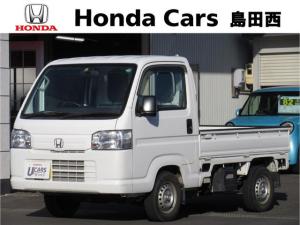 ホンダ アクティトラック SDX フル装備 エアコン キーレス AM/FMラジオ 禁煙車
