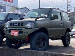 スズキ ジムニー XL ターボ 4WD