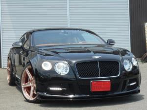 ベントレー コンチネンタル GT V8 左H MANSORYエアロ VOSSEN22AW