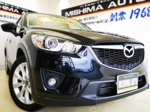 マツダ CX-5 2.2XD 4WD 衝突軽減BOSE19AW禁煙