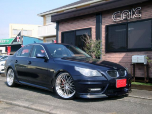 BMW 5シリーズ 530iハイラインパッケージ 保証書 20AW SR エアロ