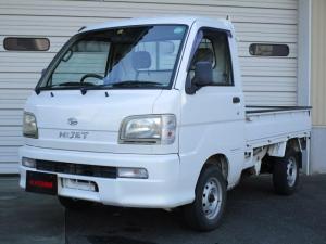 ダイハツ ハイゼットトラック エアコン・パワステ スペシャル 4WD フロアー5速MT