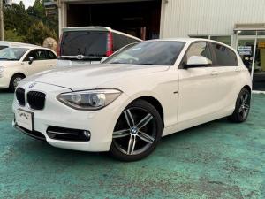 BMW 1シリーズ 120iスポーツ コンフォートアクセス純正ナビETC17AW