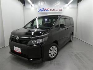 トヨタ ヴォクシー X ETC 両側電動スライドドア バックモニター付き