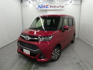 トヨタ タンク カスタムG S スマートキー バックモニター ワンオーナー