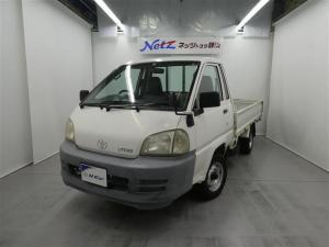 トヨタ ライトエーストラック ロングDX マニュアル車 AM/FMラジオ 農作業用