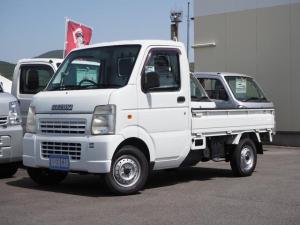 スズキ キャリイトラック KCエアコン・パワステ 2WD 5MT タイヤ4本新品交換済