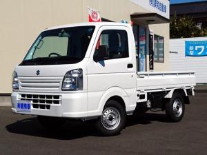 スズキ キャリイトラック KCエアコン・パワステ 届出済未使用車 2WD・5MT