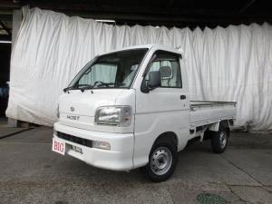 ダイハツ ハイゼットトラック スペシャル 3方開 5MT 4WD エアコン ワンオーナー