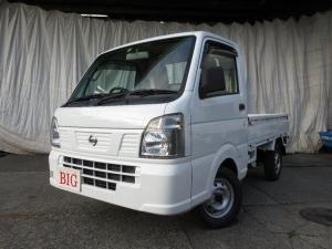 日産 NT100クリッパートラック DX オートマ 2WD エアコン パワステ ETC CD タイヤ新品