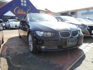 BMW 3シリーズ 335iカブリオレ レザーシート