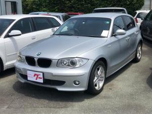 BMW 1シリーズ 118i CVT AW スマートキー オーディオ付