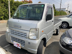 スズキ キャリイトラック  4WD AC PS MT 軽トラック
