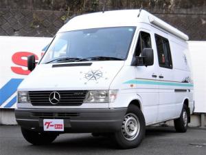 メルセデス・ベンツ トランスポーター 312D Luxor製キャンピング ディーゼル AT 7人