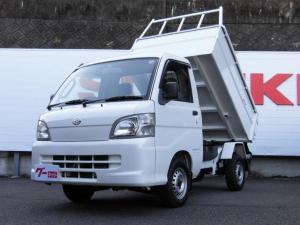 ダイハツ ハイゼットトラック 深ダンプ 4WD 5速マニュアル エアコン パワステ