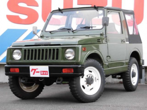 スズキ ジムニー SJ30 幌新品 2ストロークエンジン 4WD 4速 オールペイント シートカバー
