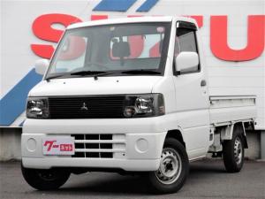 三菱 ミニキャブトラック 2WD 5速 パワステ 禁煙車