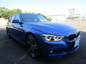 BMW 3シリーズ 純正ナビBカメラPシートルーフレールBMSコーナーセンサー