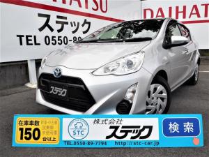 トヨタ アクア Sスタイルブラック